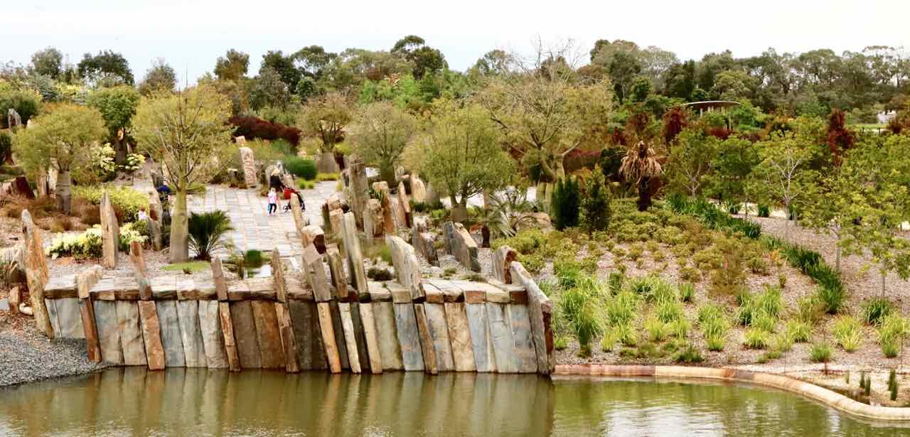 Royal Botanic Garden Cranbourne, Victoria State