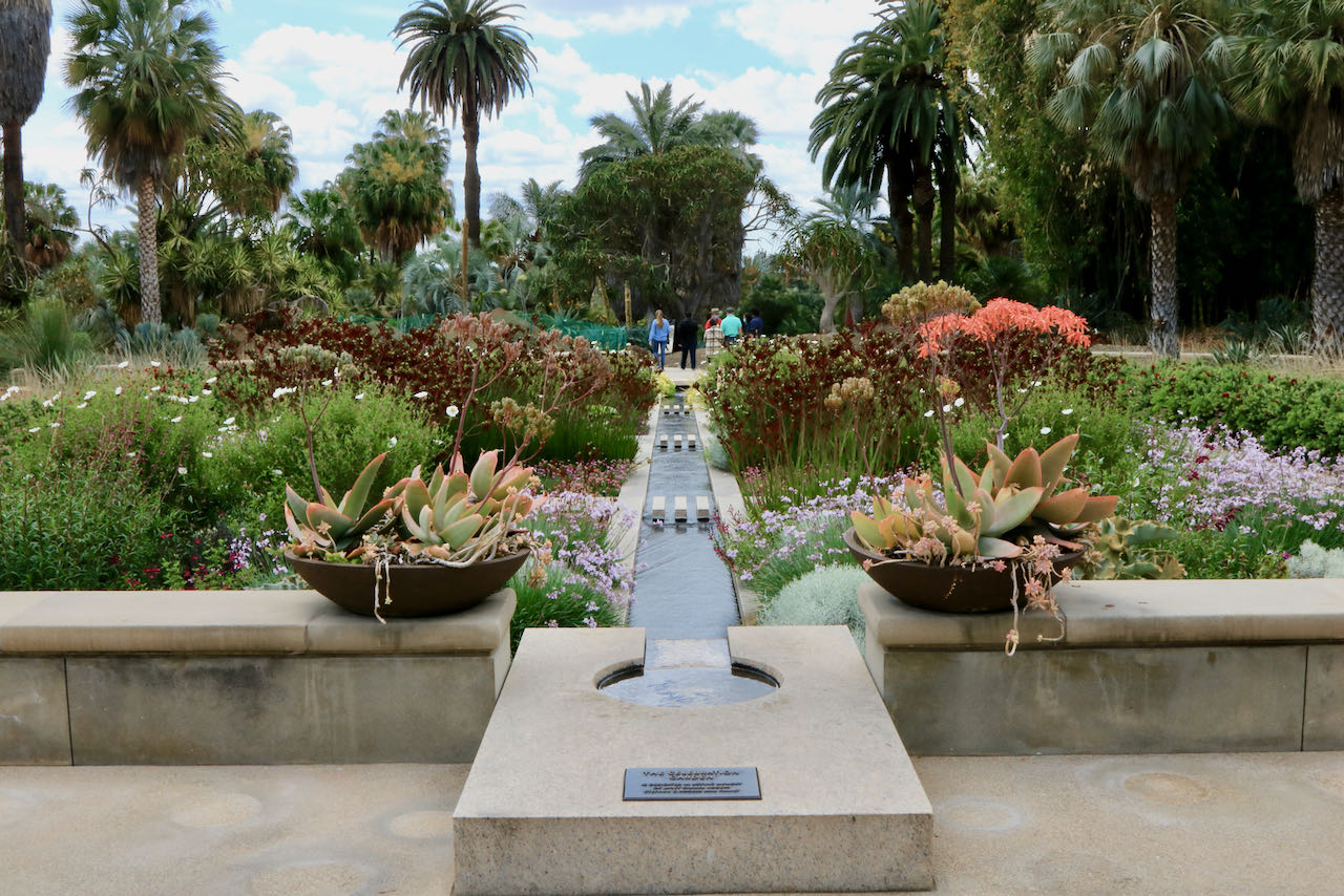Huntington Botanic Garden