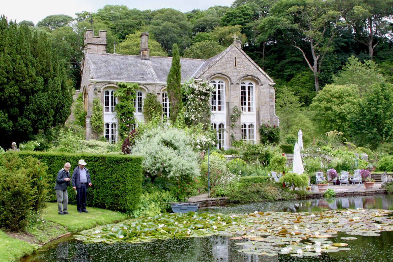 Gresgarth Garden, UK