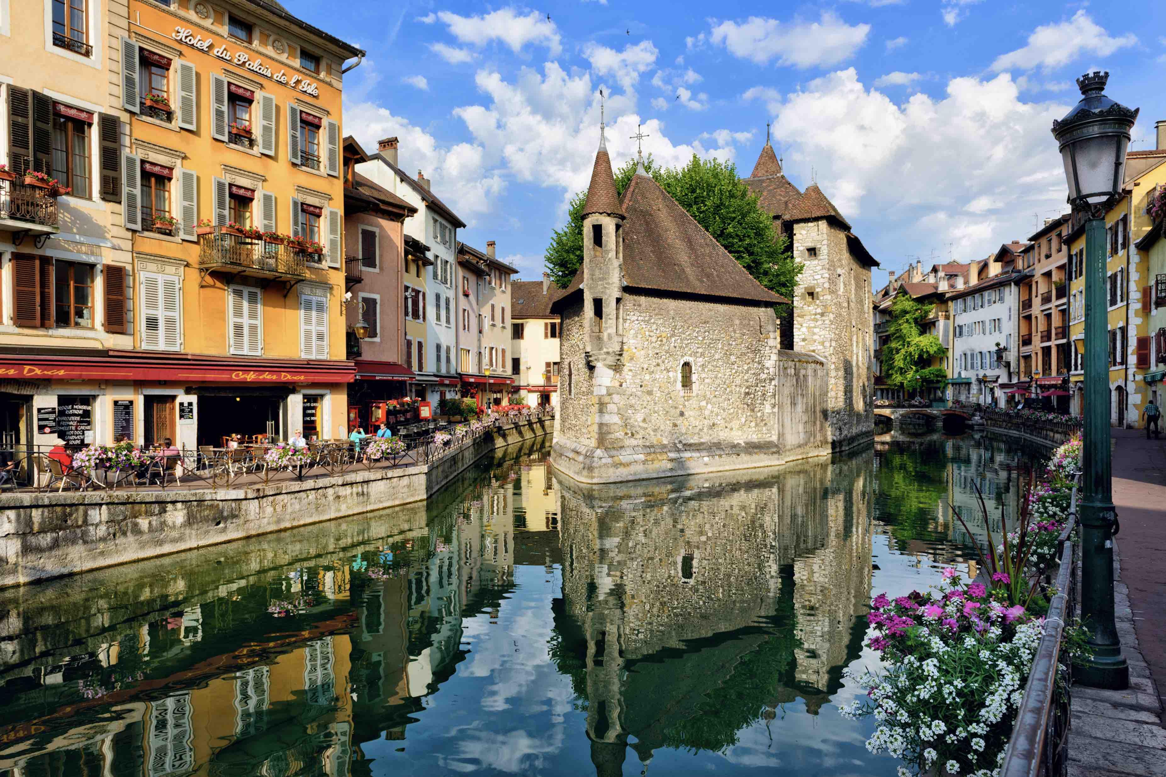 Annecy ville