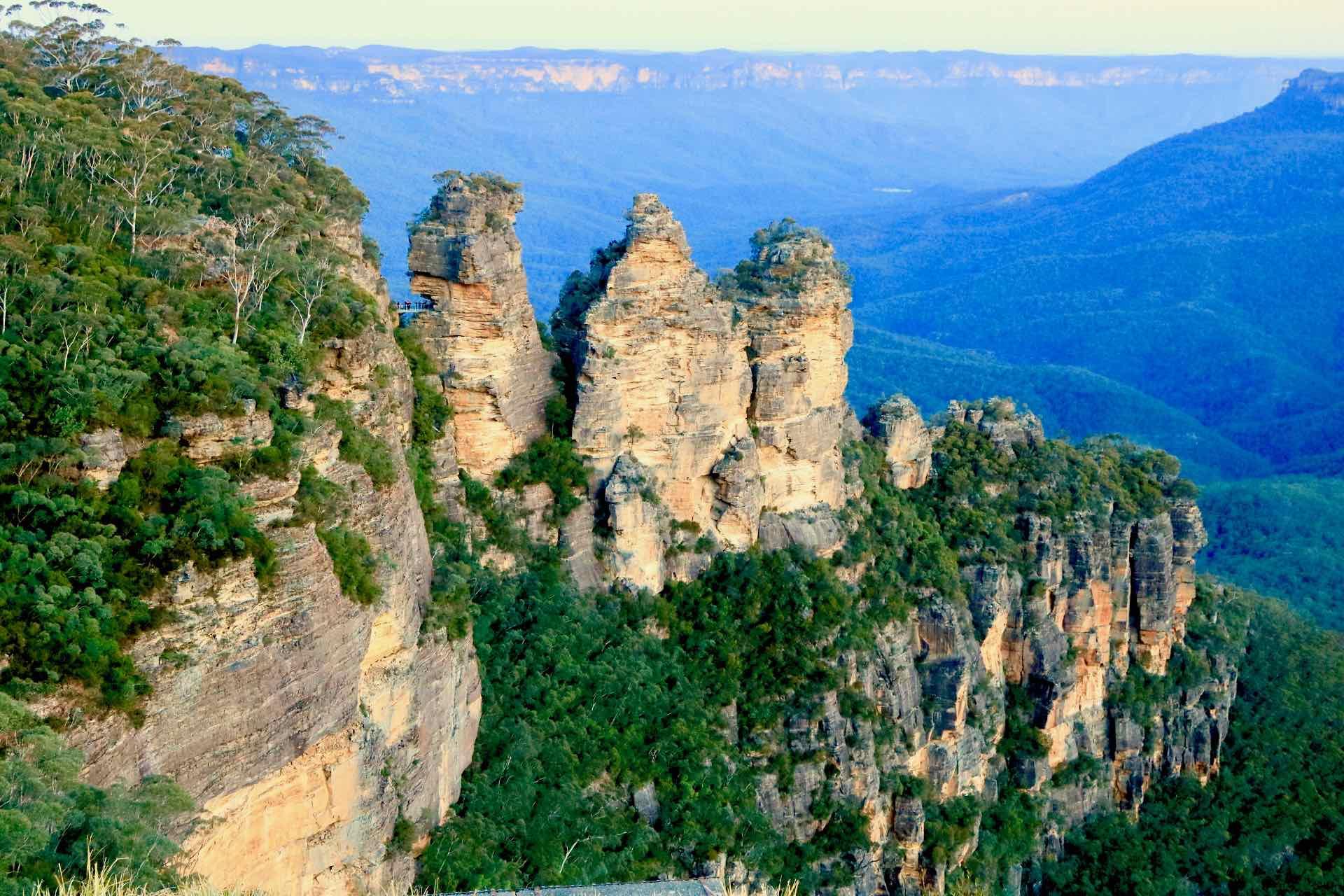 The Three Sisters, Katoomba, NSW