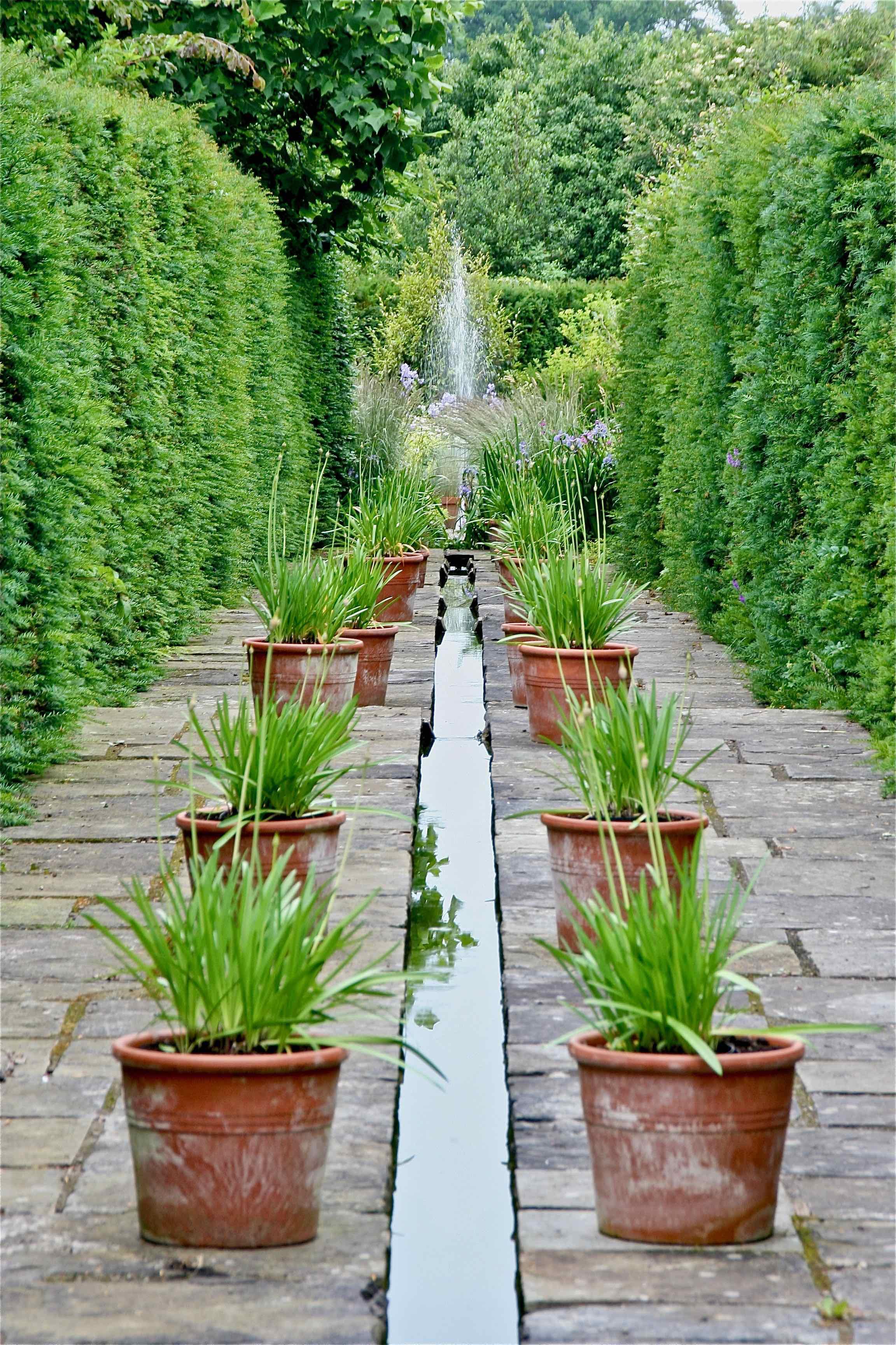 Bryan's Ground Garden, Wales