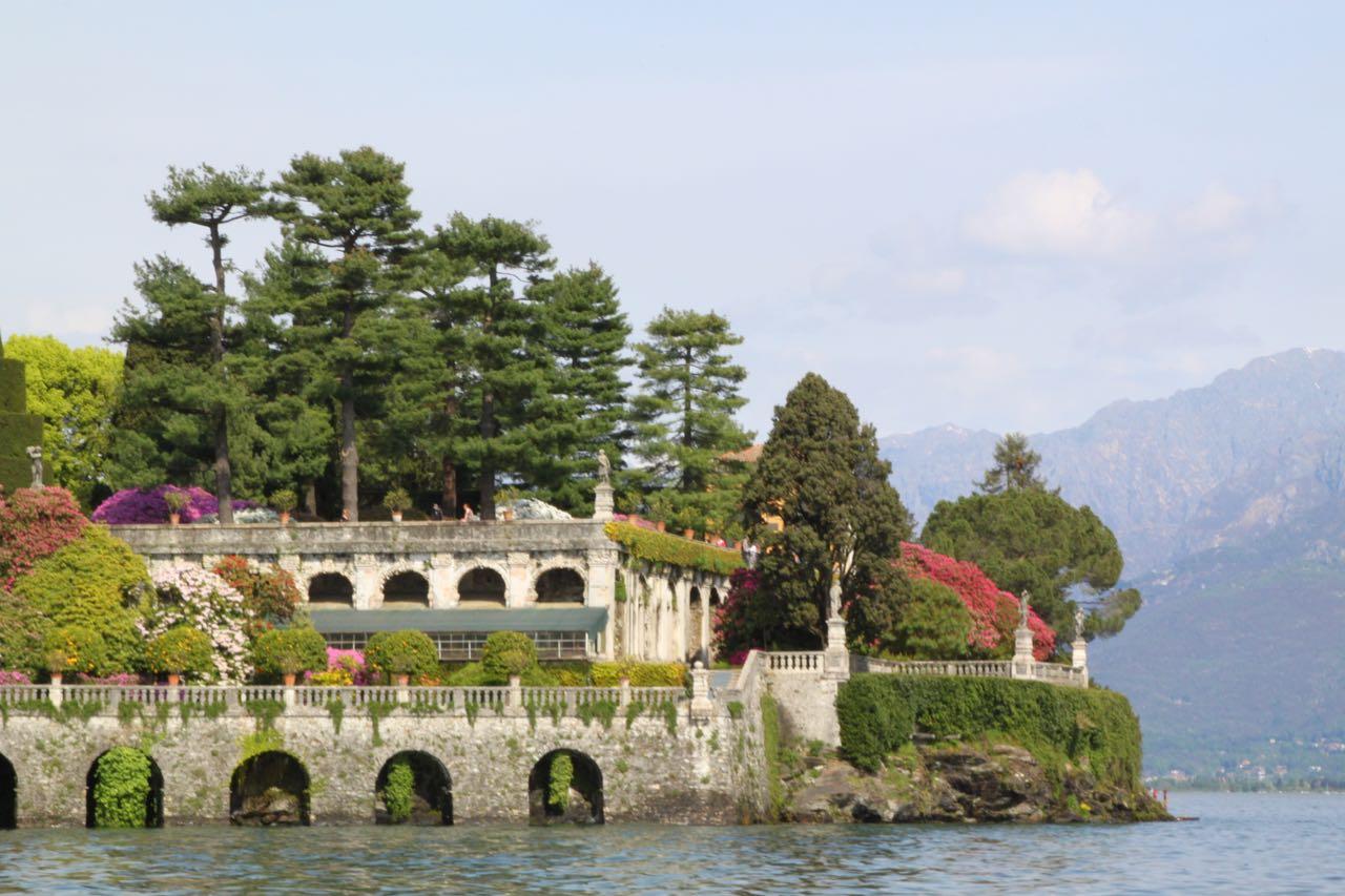 Isola Bella at Lake Maggiore, Italy