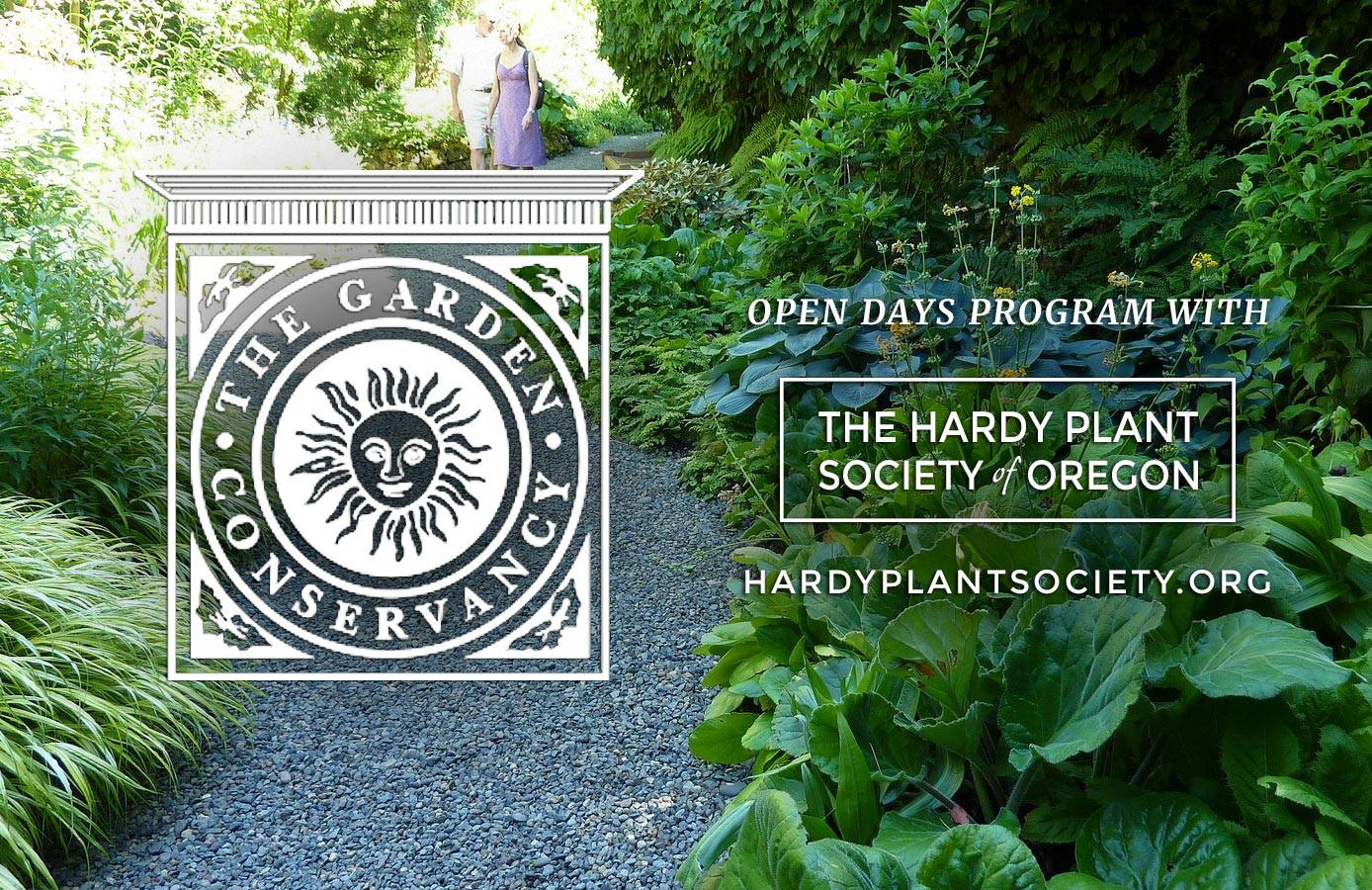 Garden Conservancy & HPSO Open Day Tour